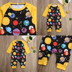 0 24month infant baby boy girls jumpsuit