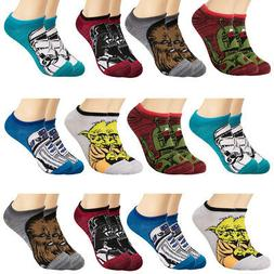 12pk cute star wars no show ankle