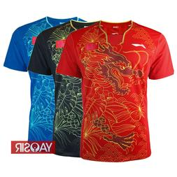 2016 Rio Olympics Li Ning men's Tops table tennis clothing F