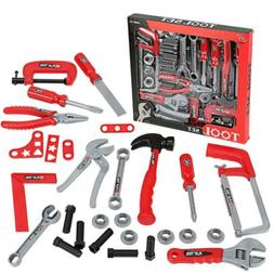 27 Piece Tools Set for Kids, Boy Educational Toys, Birthday