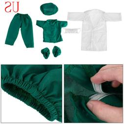 "7pcs Doll Doctor Nurse Clothes Outfit for 18"" Our Generation"