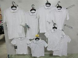 8 SCHOOL WHITE COLLAR SHIRTS FRENCH TOAST BOYS YOUTH CLOTHIN