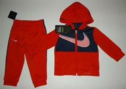 Baby boy clothes, 12 months, Nike Therma/DRI-FIT 2 piece set