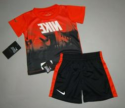 Baby boy clothes, 24 months, Nike Dri-Fit 2 piece set/ SEE D