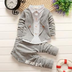 Baby Boys Cute Clothing Sets Toddler Outfits For Kids Boys C
