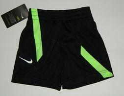 Baby/Toddler boy clothes, 3T, Nike Lime Blast DRI-FIT shorts