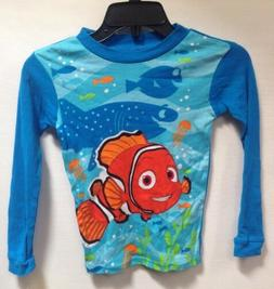 Disney Big Boys Clothing Finding Dory Pajama Top Sz 8