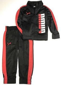 PUMA Boy's Two Piece Set Tracksuit