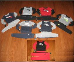 Nike Boys' 2-Pc. Sweatshirt & Pants Outfit Set Size 4 / 5 /