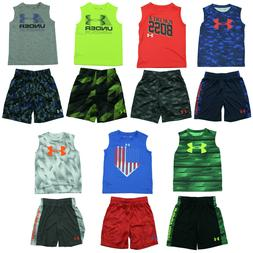Under Armour Boy  Shorts  Size 3T 4 5 6 7 Years  NWT