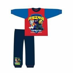 Boys Girls Paw Patrol Pyjamas Red  Blue. Ages 18-24 Months a