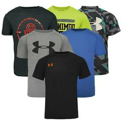 Under Armour Boys' Mystery Tech T-Shirt XL