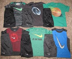Nike Boys Set Boy's Shirt & Shorts Size 7