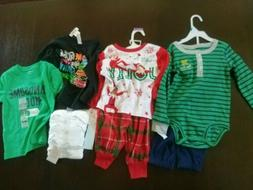 Brand New 10 pieces Boys Size 24 Month/2T Clothing Lot!