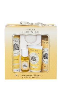 Burt's Bees Baby Bee Sweet Memories Gift Set with Keepsake P