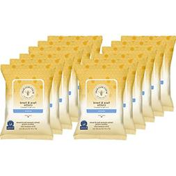 Burt's Bees Baby Face & Hand Cloths, 30 Count Pack of 12 Pac