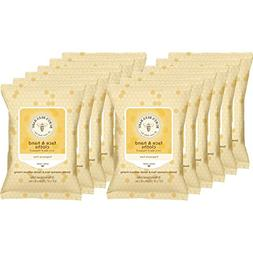 Burt's Bees Baby Face & Hand Cloths, Unscented Cleansing Wip