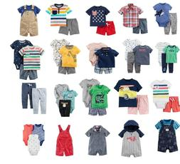 Carters Baby Boys Clothes Cotton Outfit Clothing Set 3, 6, 9