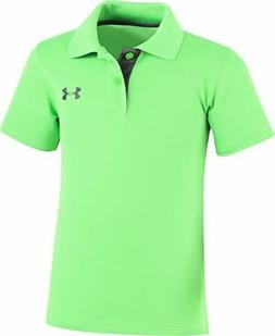 Under Armour Childrens Apparel Little Boys UA Match Play Pol