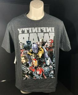 Childrens Clothes Boys Tee Marvel Avengers Infinity Wars Siz