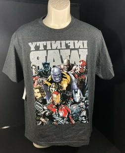 Childrens Clothes Boys Tee Marvel Avengers Infinity Wars Med