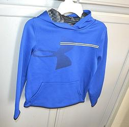 Under Armour Cold Gear loose fit pullover sweatshirt youth s