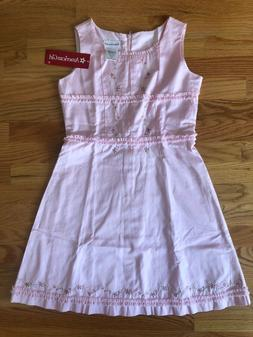 American Girl Dress - Clothing for Girls, Size 12, Pink Outf