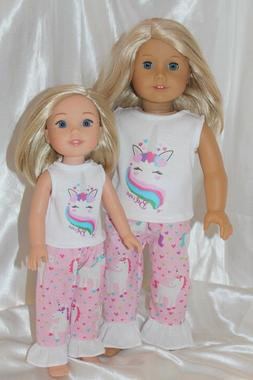 Dress Outfit for 14inch Wellie Wishers 18inch American Girl
