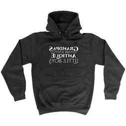 Funny Novelty Hoodie Hoody hooded Top - Grandpas Are Just An