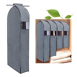 Garment Suit Dress Clothes Coat Wardrobe Hanging Storage Bag