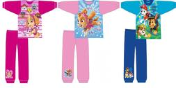 Girls And Boys Paw Patrol Toddler Long Sleeve Pyjama 18/24 M