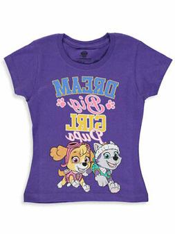 Paw Patrol Girls' T-Shirt