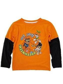 Paw Patrol Infant & Toddler Boys Orange Howl For Halloween L