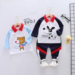 Kids Baby Boys Outfits Clothing Sets Infant Boy Party Clothe