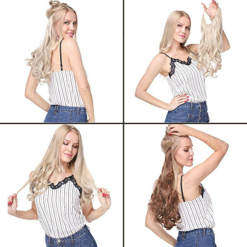 100% Weft Human Extensions P398