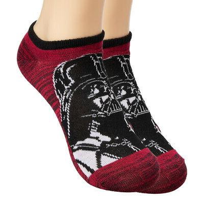 12pk Star Wars No Show Ankle Set Girls For
