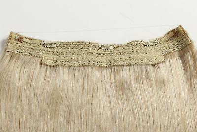 1PC 100% Human Hidden Invisible Hair Extensions Stock