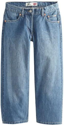Levi's® 550™ Boys' 8-20 Plus Husky Sizes Relaxed D