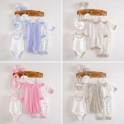 8Pcs/Set Newborn Infant