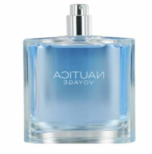 Nautica Voyage for Men by Nautica Eau de Toilette Spray 3.4