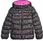 PUMA  Childrens Apparel 61168005 Little Girls Puffer Coat