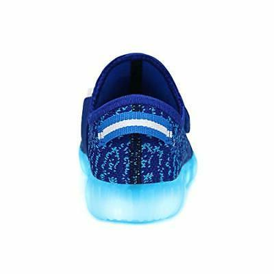 APTESOL Kids Up Shoes Boys Breathable
