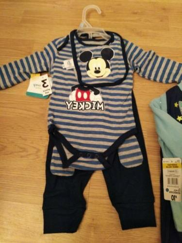 Baby boy months Mouse shower Street