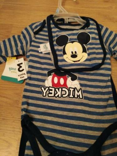 Baby boy clothes months Mickey Street