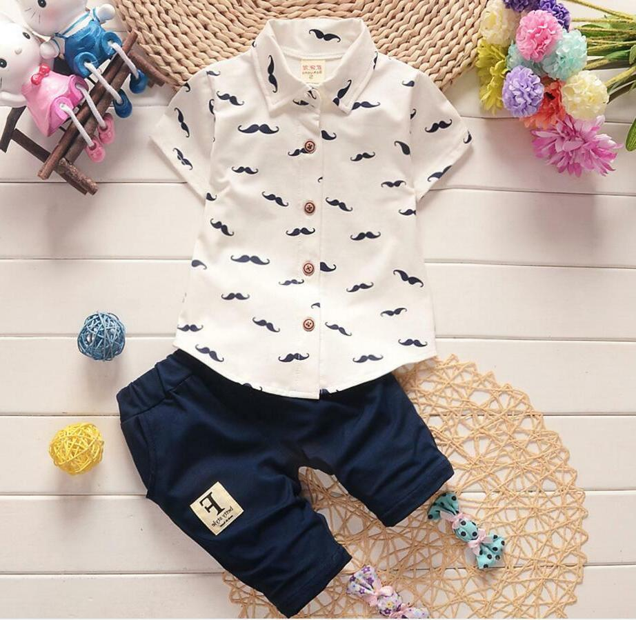 baby clothes summer boys outfits