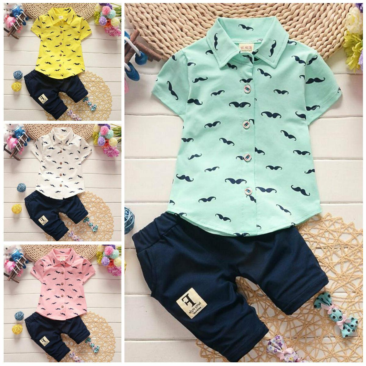 baby clothes sleeve boys outfits