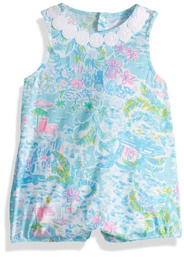 Lilly Pulitzer Baby Girls May Bodysuit Multi What A Lovely P