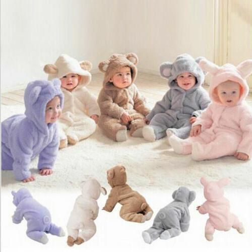 Baby Bear Jumpsuit Clothes Outfits