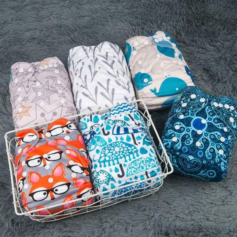 ALVABABY Cloth Reusable, Size for B