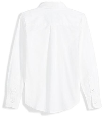 Amazon Long-Sleeve White,